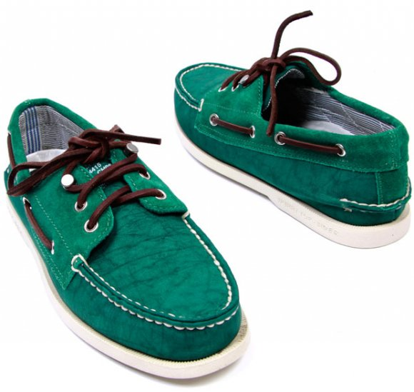 Scott Sternberg x Sperry Top Sider Capsule Collection