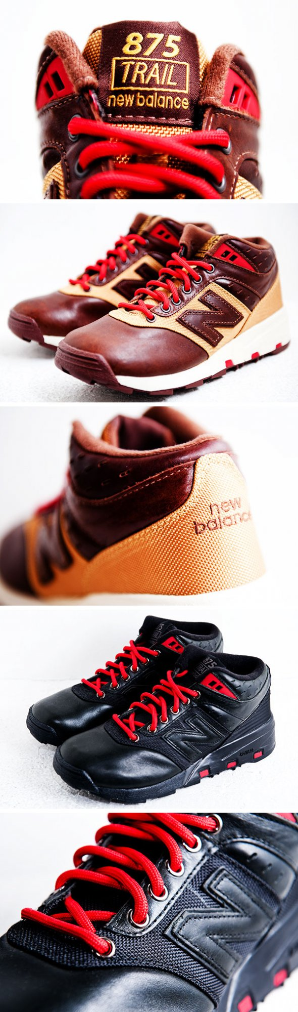 New Balance 875 Trail Boot