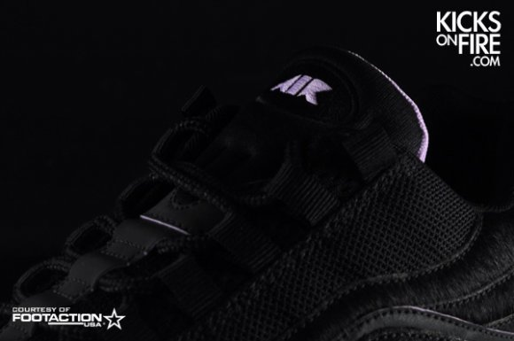 Nike Air 24/7 - Air Attack - Black/Lilac