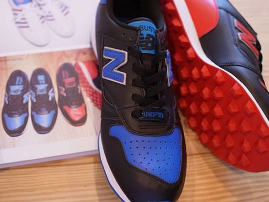UNDFTD x Stussy x HECTIC x New Balance - Trail Buster