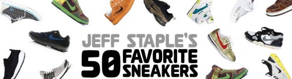 Jeff Staple's 50 Favorite Sneakers @ Complex.com