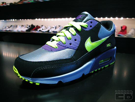 Nike Air Max 90 GS & Dunk Hi GS