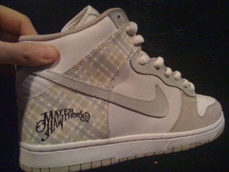 Nike Dunk High x Mayer Hawthorne