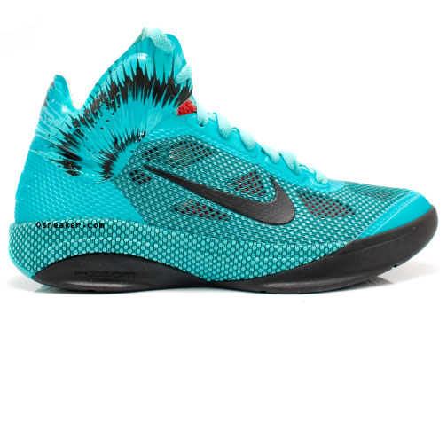 Nike Hyperfuse Aqua FIBA World Championship Games 2010 Turkey