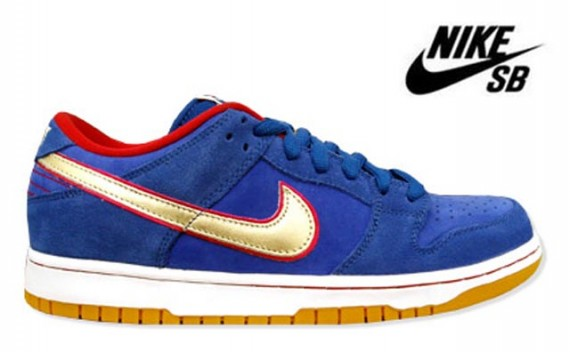 NikeSB Dunk Low - Eric Koston - Thailand