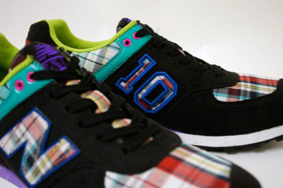 New Balance 574 – atmos 10th Anniversary Edition