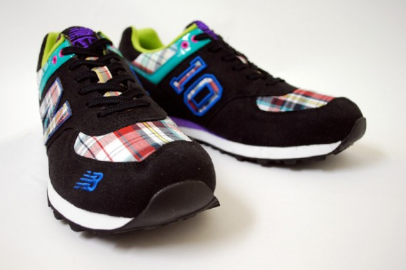 Atmos x New Balance A10 - 10th Anniversary Edition