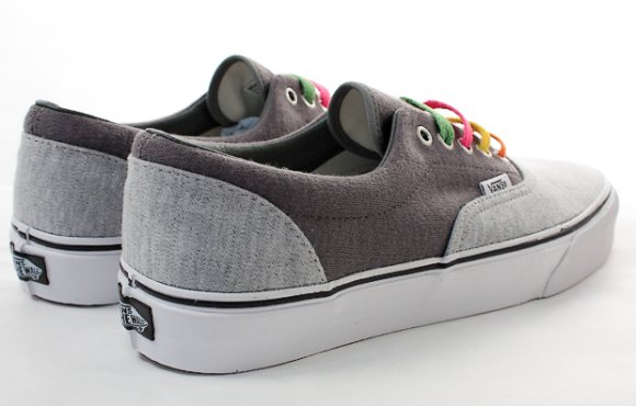 Vans Era Office Mid Grey/Characoal