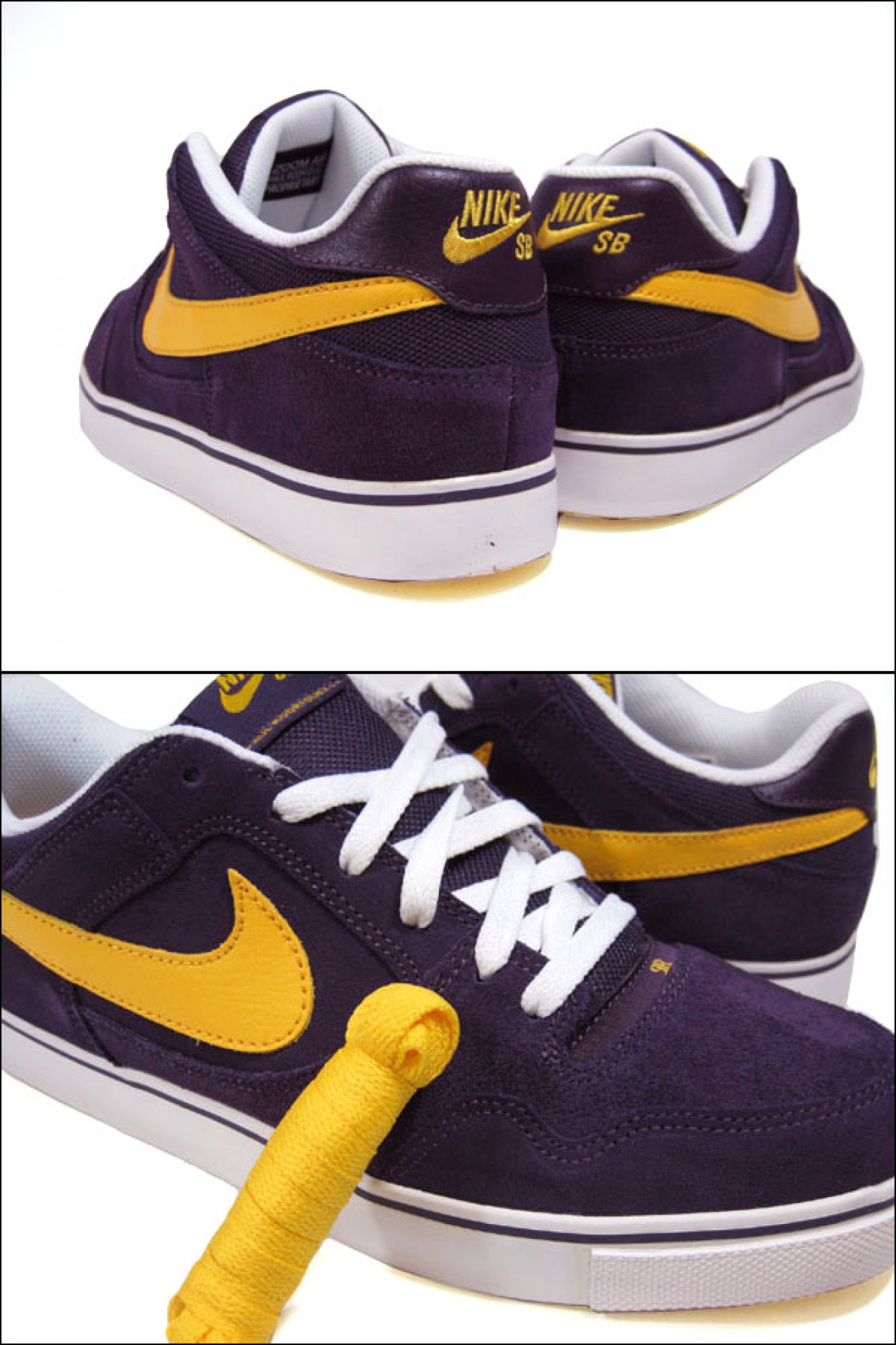 Nike Zoom P-Rod 2.5 Grand Purple/Varsity Maize