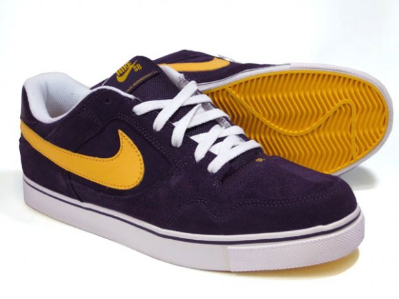 Nike SB Zoom P-Rod 2.5 Grand Purple/Varsity Maize