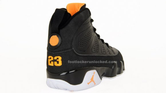 Air Jordan Retro IX Citrus