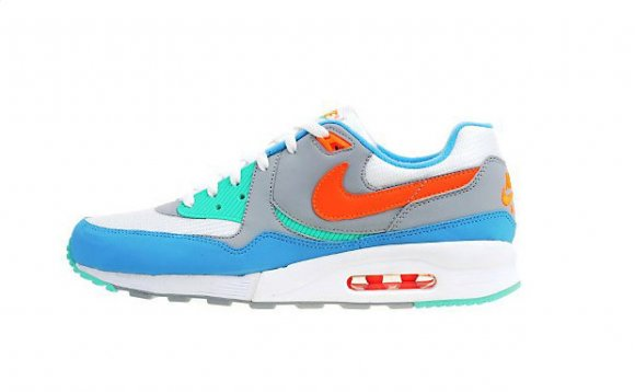 Nike Air Max Light - White/Sky Blue Mint