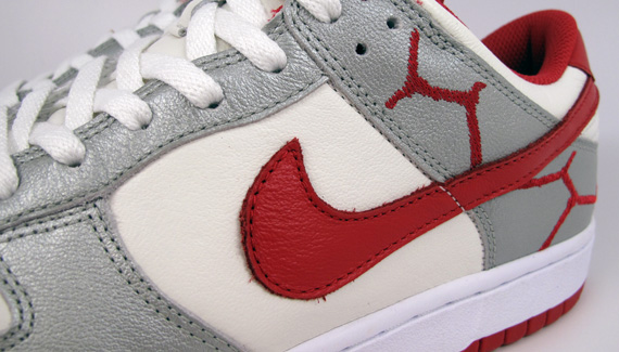 Nike Dunk Low iD RED