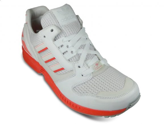adidas ZX 8000 M Torsion White/Pop