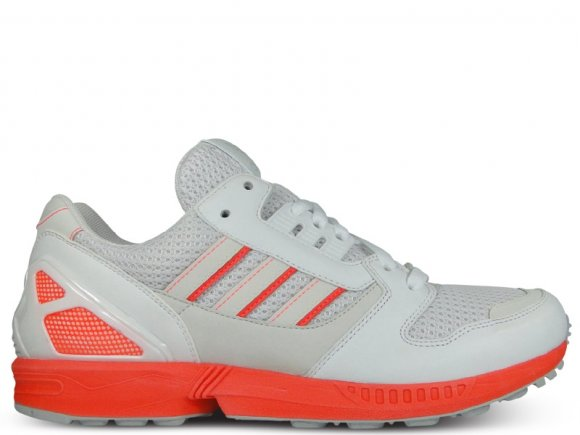 adidas ZX 8000 M Torsion White/Red-Pink