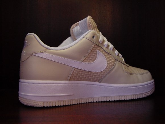 Nike Air Force 1 Birch/White
