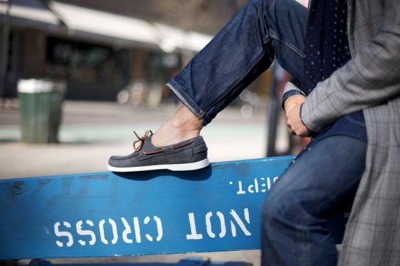 Ronnie Fieg x Sebago Dockside Collection Part 2
