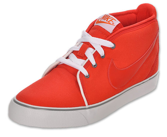 Nike Toki ND - Challenge Red/Cool Grey/White