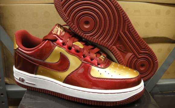 Nike Air Force 1 GS Iron Man