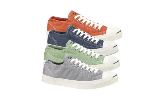 Converse Jack Purcell Garment Dye Pack