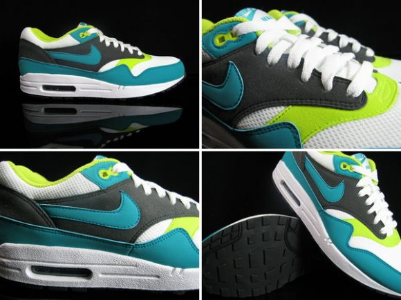 Nike Air Max 1 ND Turbo Green/Cyber Yellow - Anthracite
