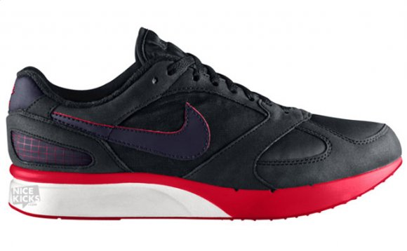 "Nike Air Mariah ""Black / Red / Navy"""