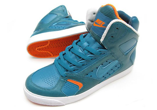 Nike Auto Flight High - Dolphins