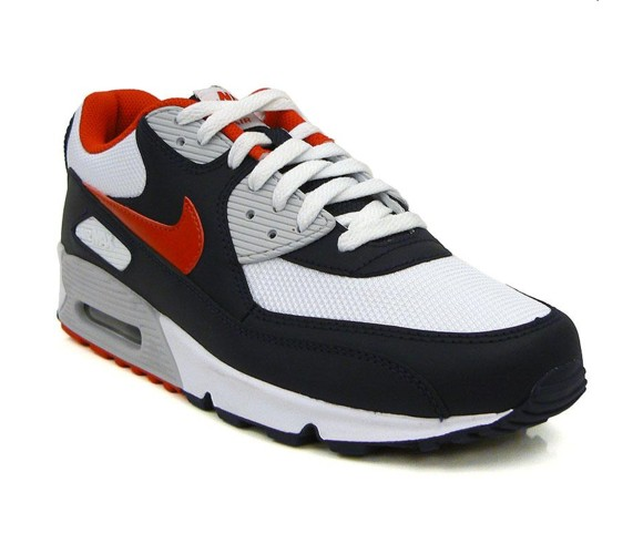 Nike Air Max 90 Obsidian/White-Red