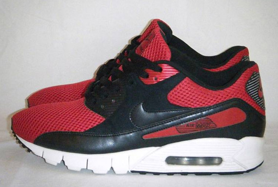 Nike Air Max 90 Current - Varsity Red/Black-White (Sample)