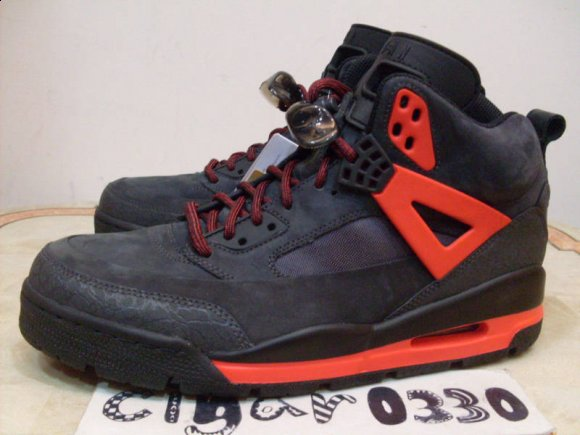 Air Jordan Spizike Winterized Infrared