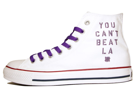 UNDFTD x Converse - You Cant Beat L.A.