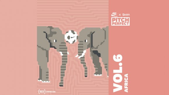 Nike Sportswear x The FADER Pitch Perfect Vol.6: Africa - Spoek Mathambo