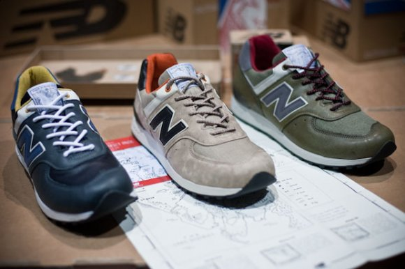 New Balance 576 Lake District Pack - Wiosna/Lato 2011