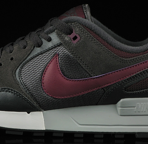Nike Air Pegasus '89 Anthracite/Metallic Silver-Dark Charcoal
