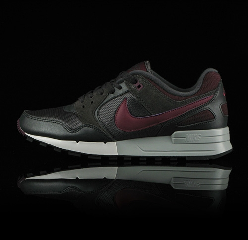 Nike Air Pegasus '89 Anthracite/Metallic Silver-Dark