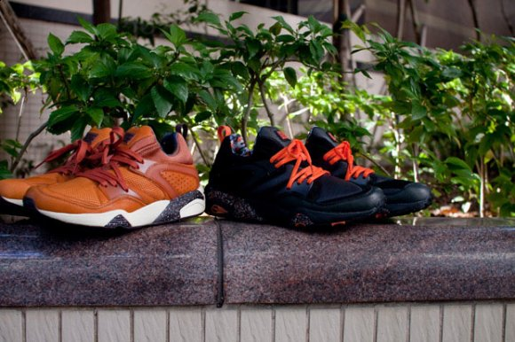 Size? 10th Anniversary x Bodega x Puma Blaze of Glory