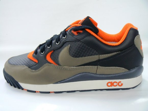 Nike ACG Air Wildwood LE - Black/Olive Khaki