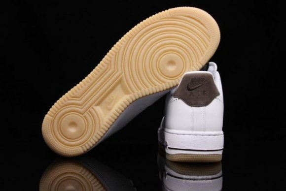 promo code 11754 01774 ... Nike Air Force 1 White Dark Cinder-Gum