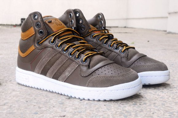 adidas Originals Top Ten Hi Workboot - Zima 2010