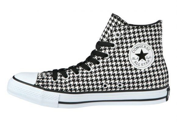 Converse Japan - Dot, Argyle, Glen Check - Zima 2010