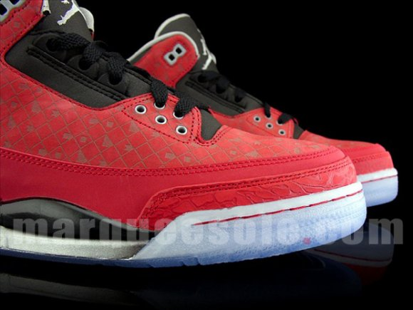 Air Jordan III - Doernbecher