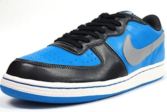 hot sale online a5ad6 181d6 Nike Terminator Low - BlueBlack ...