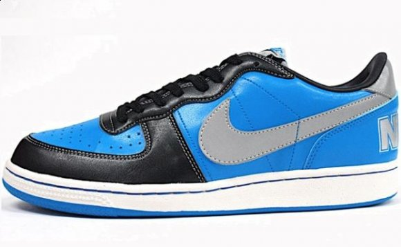 best cheap b4459 e3c25 Nike Terminator Low - BlueBlack