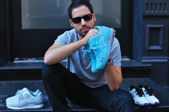 Ronnie Fieg - New York's Gel Lyte Genius - Wywiad