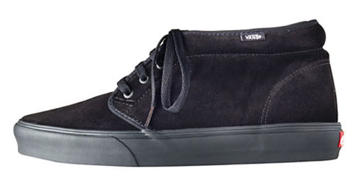 Vans Chukka Boots for A.P.C.