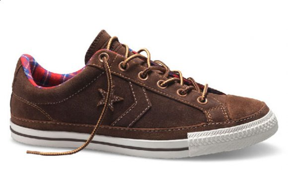 Converse Star Player Suede