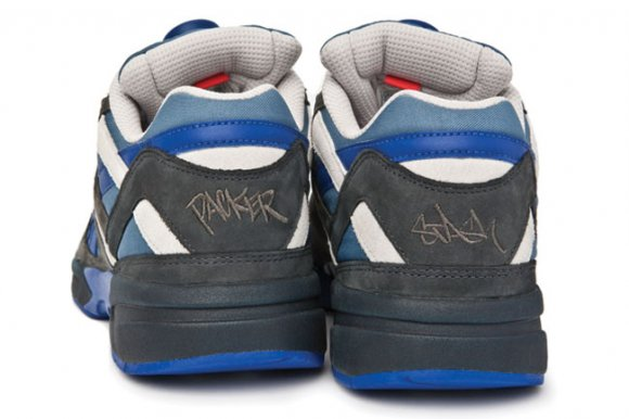 Stash x Packer x Reebok Pump Graphlite