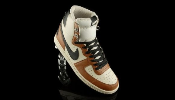 the best attitude 338e0 3caa8 Nike Terminator High - BirchBlack-White