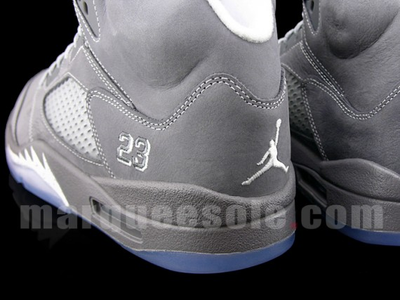 Air Jordan V Retro - Wolf Grey