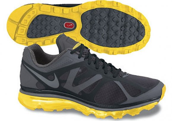 Nike Air Max+ 2012 LAF - LIVESTRONG